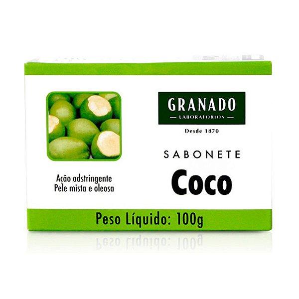 Sabonete Granado Coco - 100g
