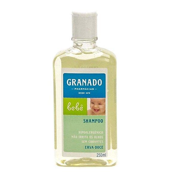 Shampoo Erva Doce Bebê 250mL