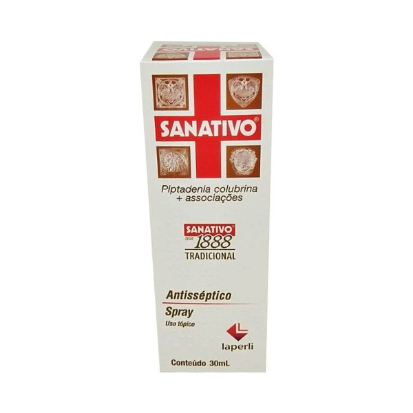 Sanativo Spray Antisséptico 30ml - Laperli