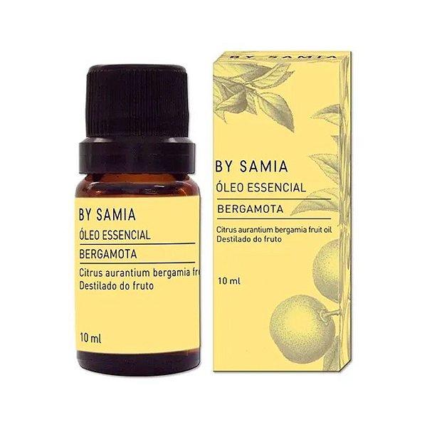 Óleo Essencial de Bergamota 10ml - By Samia