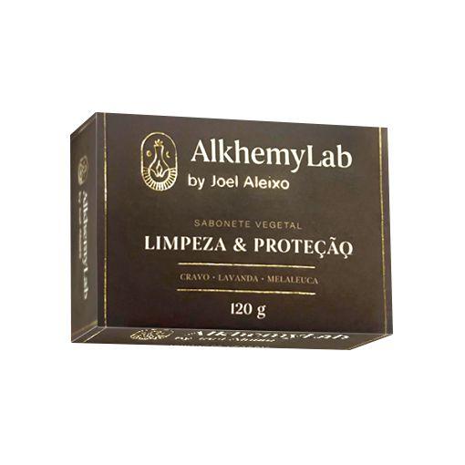 Sabonete Limpeza e Proteção 120g - Joel Aleixo Alkhemylab