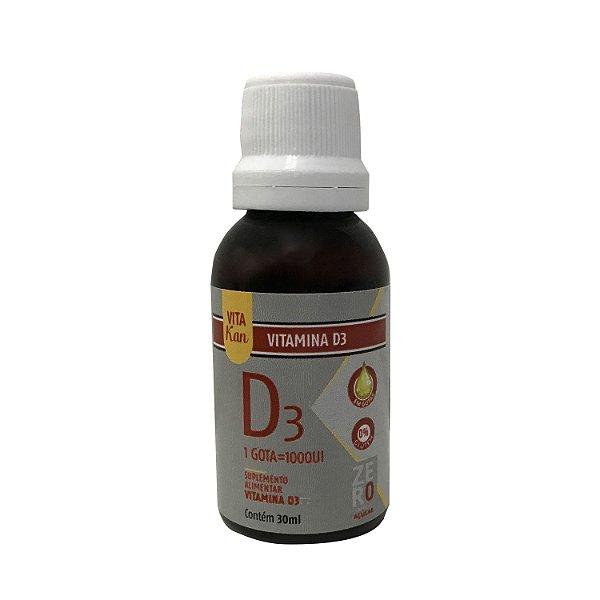 Vitamina D3 - 1.000UI/Gota - 30mL