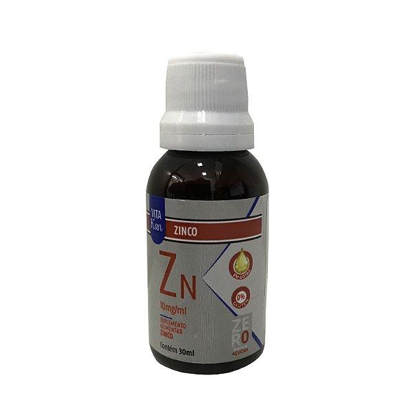 Zinco 10mg/mL - 30mL