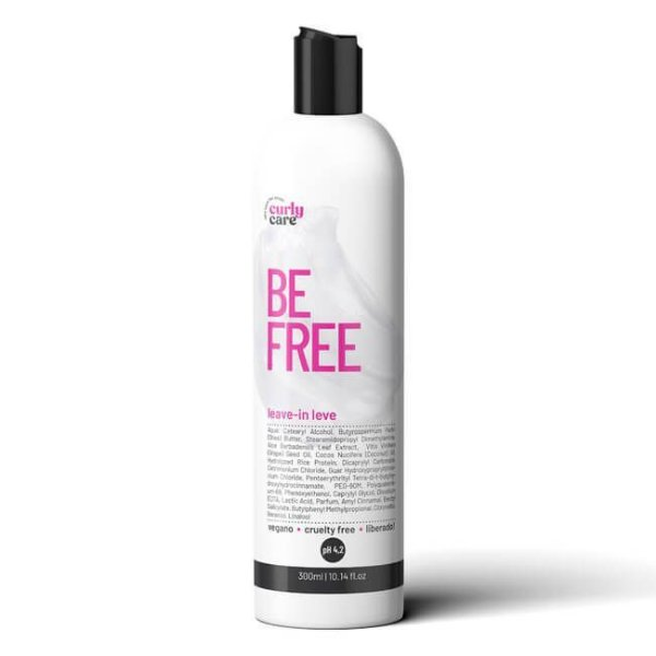 Be Free Leave-in Leve 300mL - Curly Care