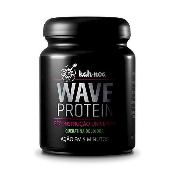 Suplemento Capilar Reconstrutor Hidratante Wave Protein 300g - Kah-noa