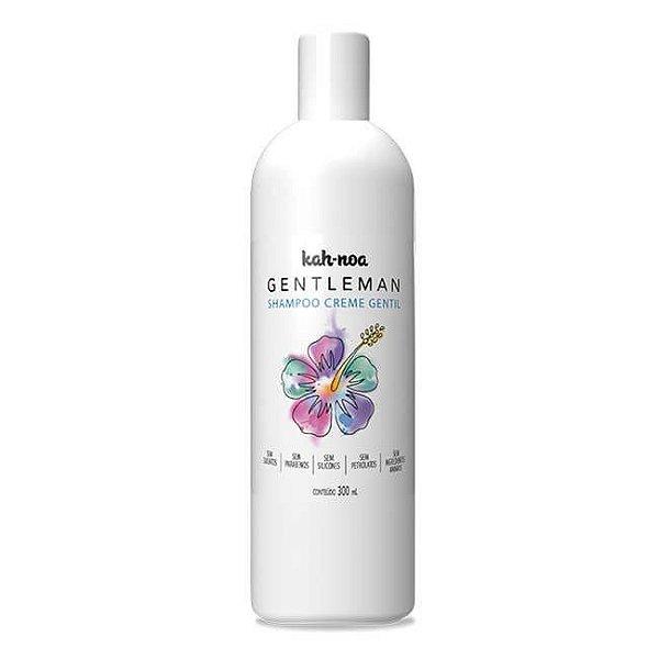 Shampoo Gentleman 300ml - Kah-noa