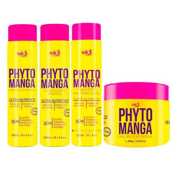 Kit Completo Phytomanga - Widi Care