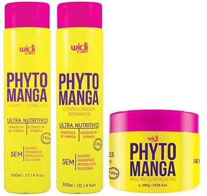 Kit Phytomanga Reparação e Nutrição - Widi Care