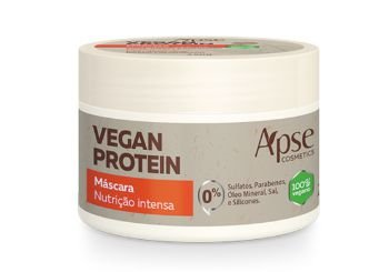 Máscara Nutrição Intensa Vegan Protein 300g - Apse