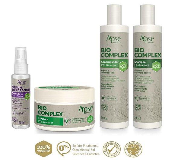 Kit Completo Pós-Química Bio Complex - Apse