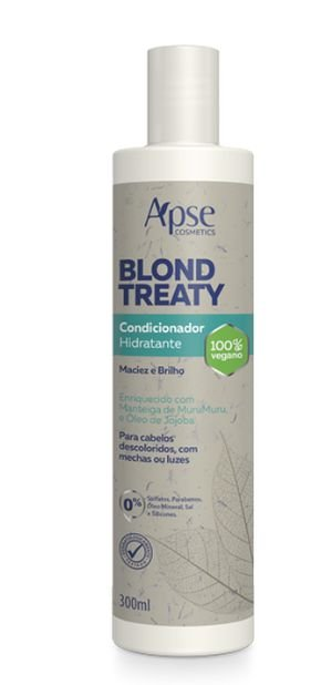 Condicionador Hidratante Blond Treaty 300ml - Apse