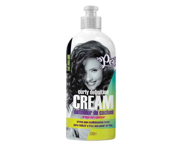 Creme para Pentear Curly Definition Cream 500ml - Soul Power