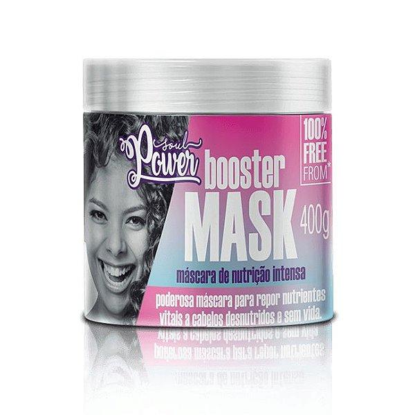 Máscara Booster Mask 400g - Soul Power