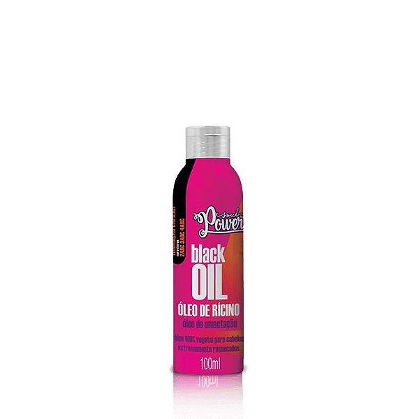 Óleo de Rícino Black Oil 100ml - Soul Power