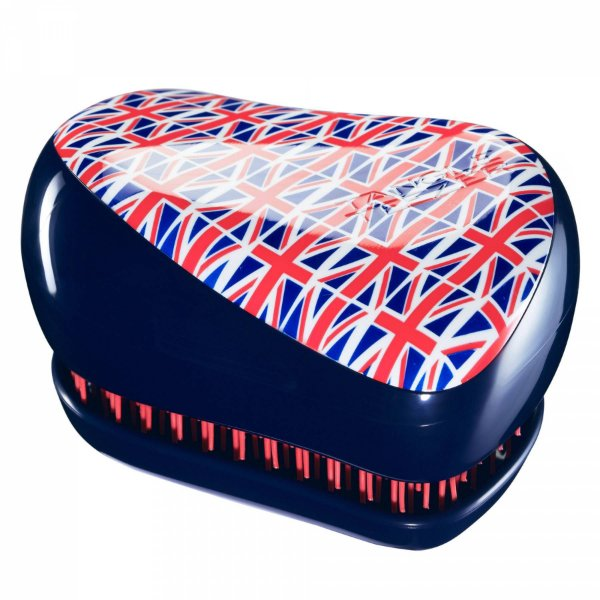 Escova Tangle Teezer - Compact Styler Cool Britinnia