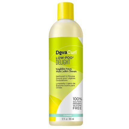 DevaCurl Low Poo Delight Shampoo Higienizador - 355ml