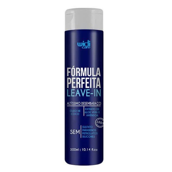 Fórmula Perfeita Leave-In 300ml - Widi Care