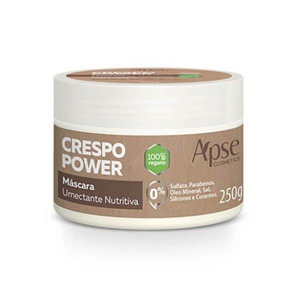Máscara Umectante Nutritiva Crespo Power 250g - Apse