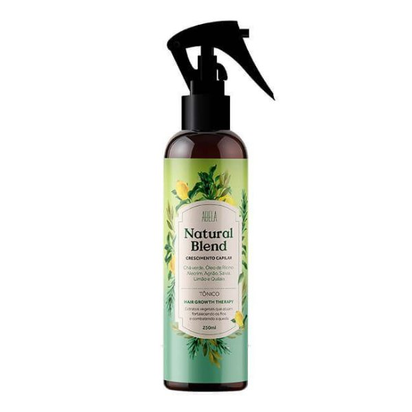 Tônico de Crescimento Natural Blend 250ml - Abela