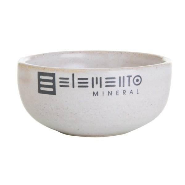 Bowl De Ceramica Para Máscara Facial - Elemento Mineral
