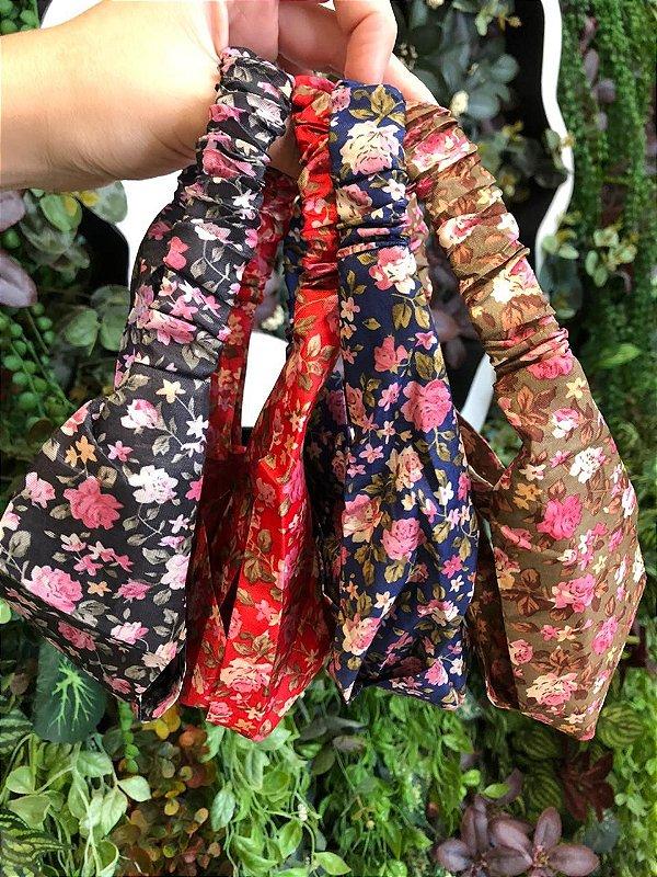 Faixa de Cabelo Floral - Clube Raiz