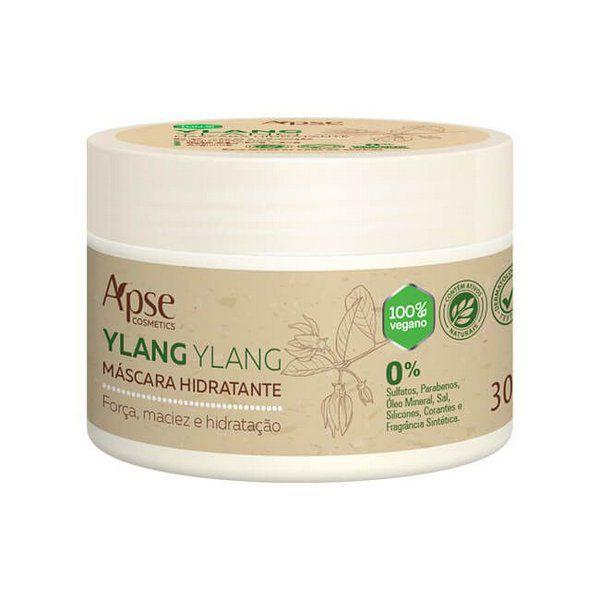 Máscara Hidratante Ylang Ylang 300g - APSE