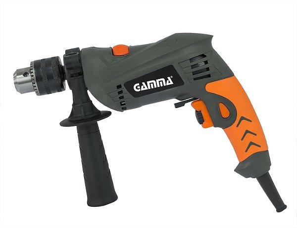 Furadeira de Impacto Gamma 550W 13mm HG062