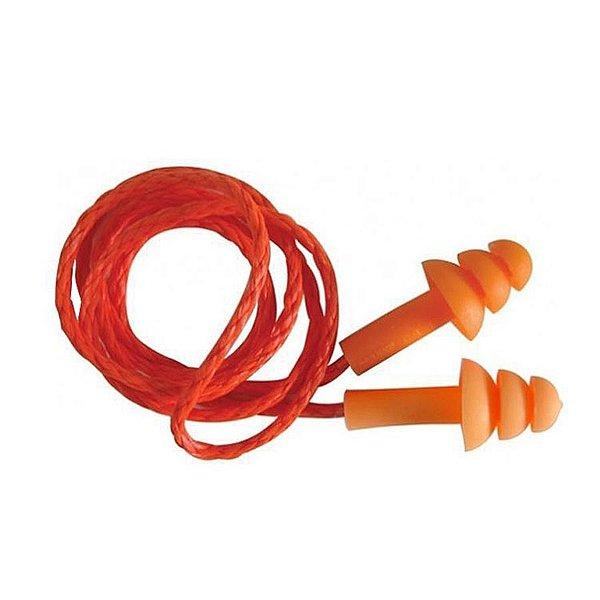 Protetor Auricular tipo Plug CA 30405 Super Safety