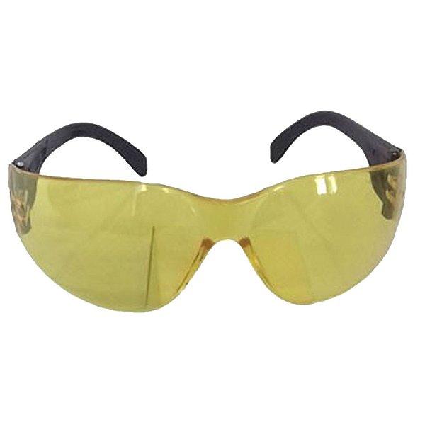 Óculos de Proteção Amarelo Wave CA 34653 Poli-ferr