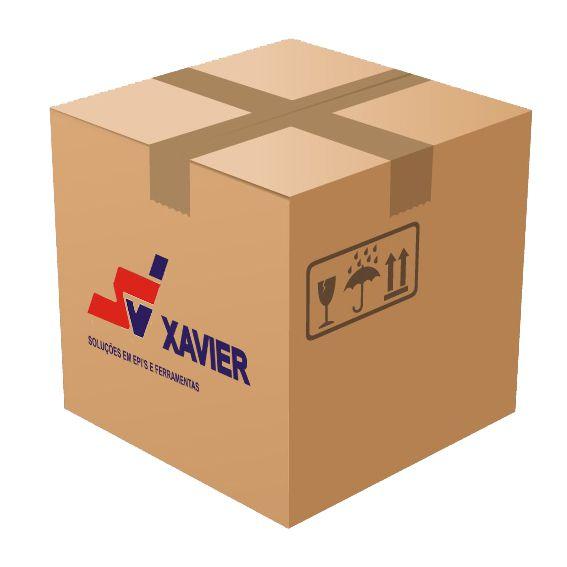 CX 100 Und Respirador Descartável PFF2-S S/ Válvula CA38942 Camper
