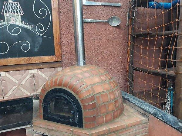 Forno de Pizza tipo Iglu