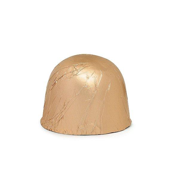 Papel Chumbo 10x9,8cm - Fosco Ouro - 300 folhas - Cromus - Rizzo Embalagens