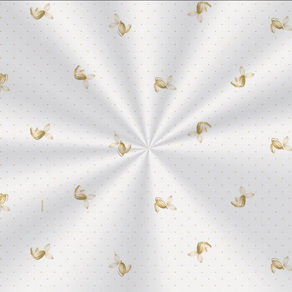 Saco Decorado Sabor Ouro - 10x14cm - 100 unidades - Cromus - Rizzo Embalagens