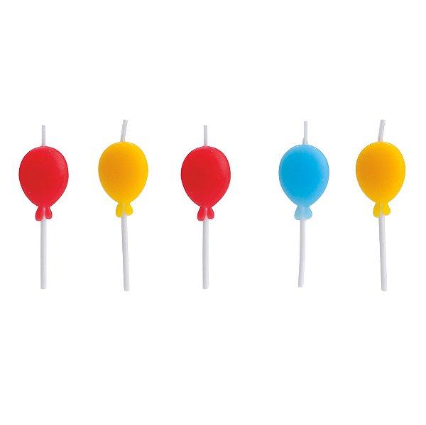 Vela 2D Balões Festa Circo - Cromus - Rizzo Festas