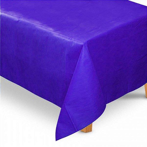 Toalha de Mesa Retangular em TNT (1,40m x 2,20m) Roxa - Best Fest - Rizzo Embalagens