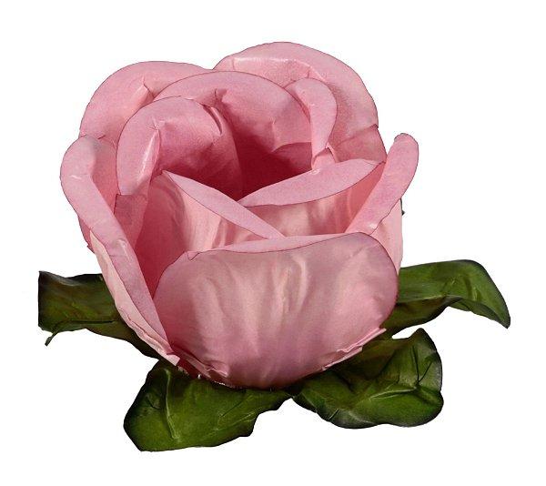 Forminha para Doces Finos - Rainha Rosa Seco (1) 40 unidades - Decora Doces - Rizzo Festas