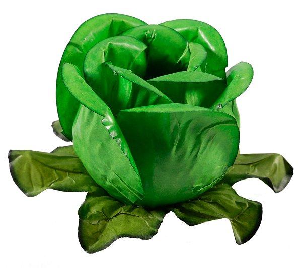 Forminha para Doces Finos - Rainha Verde Limão Escuro 40 unidades - Decora Doces - Rizzo Festas