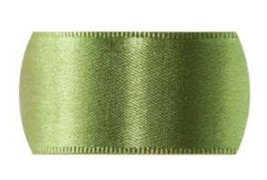 Fita de Cetim Progresso 15mm nº3 - 10m Cor 249 Verde Militar - 01 unidade - Rizzo Embalagens