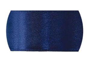 Fita de Cetim Progresso 70mm nº22 - 10m Cor 215 Azul Marinho - 01 unidade - Rizzo Embalagens