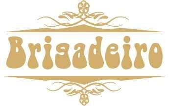 Etiqueta Brigadeiro - 100 unidades - Massai - Rizzo Embalagens