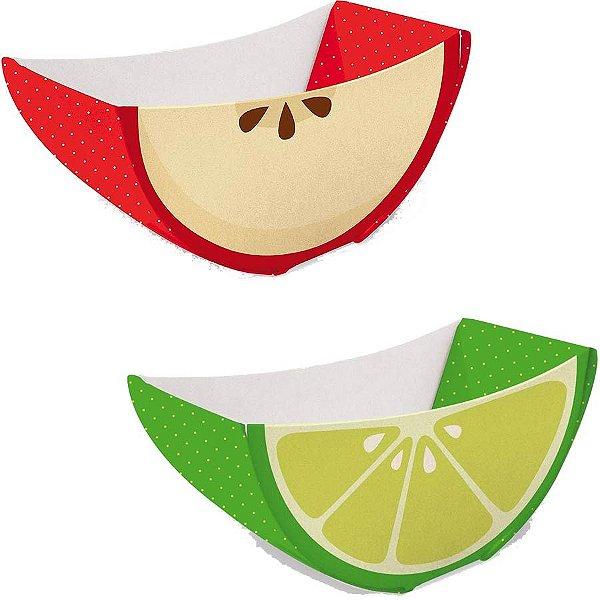 Bowl Frutas Festa Pic Nic - 8 unidades - Cromus - Rizzo Festas