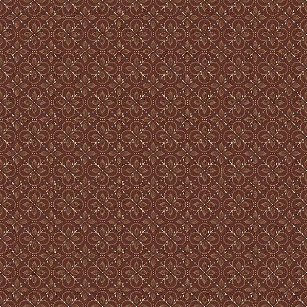 Folha para Ovos de Páscoa Perolado Chocolatier Marrom Ouro 69x89cm - 05 unidades - Cromus Páscoa - Rizzo Embalagens