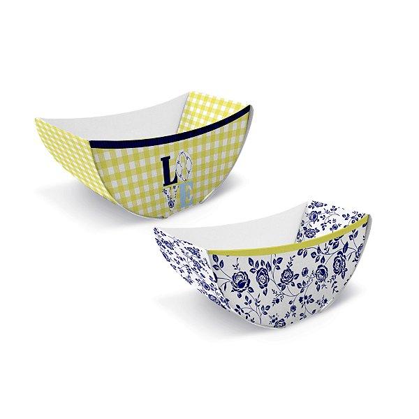 Bowl Festa Chá de Cozinha - 8 unidades - Cromus - Rizzo Festas