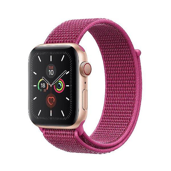 Pulseira Apple Watch Sport Loop - Dragon Fruit
