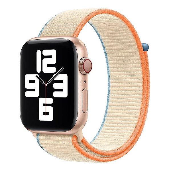 Pulseira Apple Watch Sport Loop - Cream