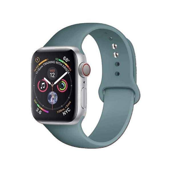Pulseira Apple Watch Silicone - Cacto