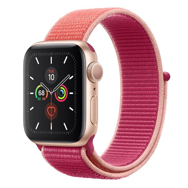 Pulseira Apple Watch Sport Loop - Romã