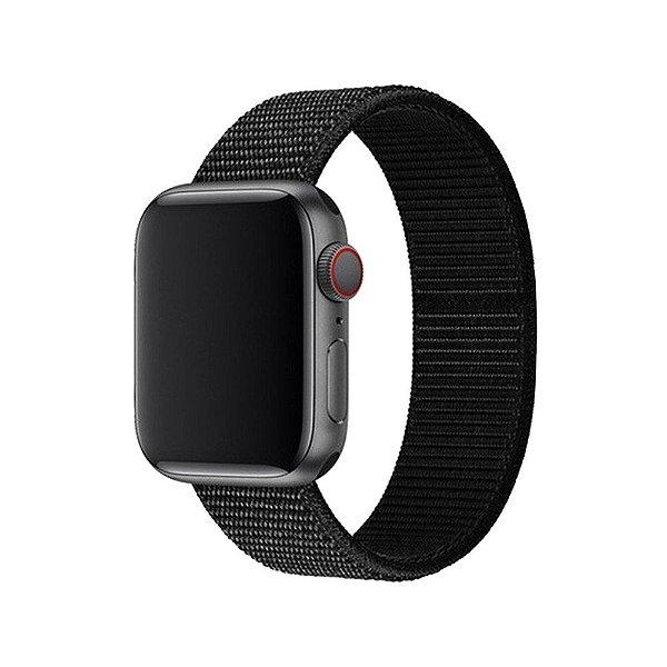 Pulseira Apple Watch Sport Loop - Preto