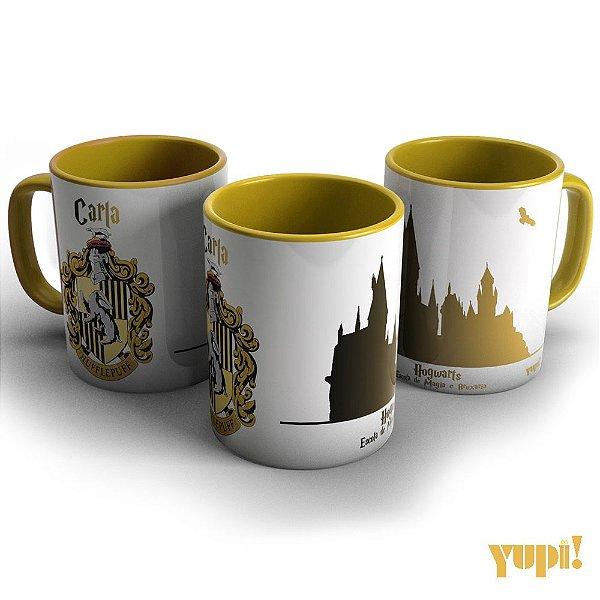 Caneca Harry Potter - LUFA-LUFA ROGWARTS - 325ml