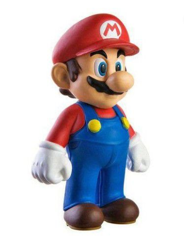 Boneco Super Mario Bros Figure Collection